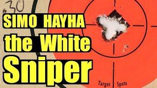 "Simo Hayha ""the White Death"""