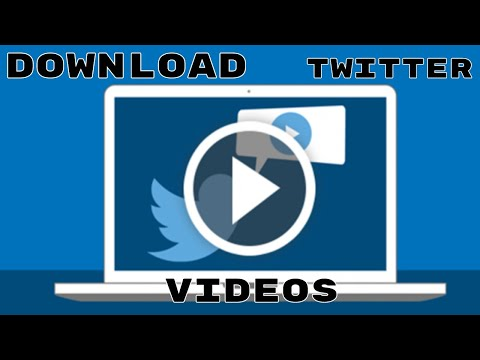 How To Save Videos From Twitter Download Twitter Videos On Pc (2017) 100% working!!