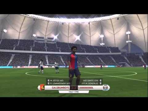 FIFA 14 - Live Commentary With My Favourite Team on Ultimate Team