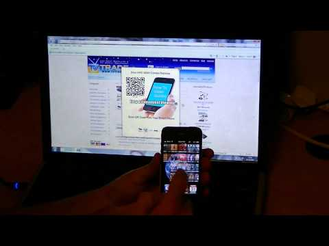 How to Scan QR Codes with your iPhone or Smartphone