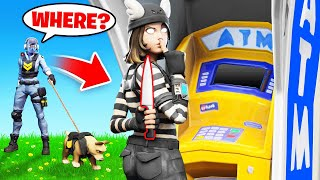 CAPTURE The ATM Undercover MYSTERY Game Mode (Fortnite)