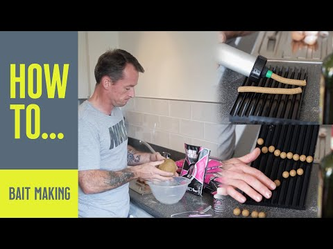 Mainline TV How To Make Boilies