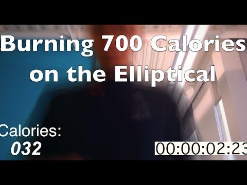 Burning Calories on the Elliptical