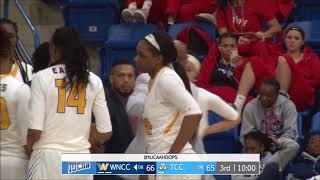 #TCCBasketball vs. Western Nebraska Highlights (courtesy NJCAA TV)