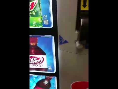 Trying to hack Pepsi machine, Any suggestions????