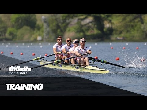 Preparing for Rio 2016 with Team GB's Coxless 4   Gillette World Sport