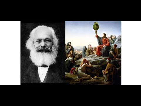 Karl Marx on Religion