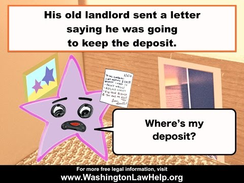 Northwest Justice Project: Where's My Security Deposit? Tenants & Landlords in Washington State 2016