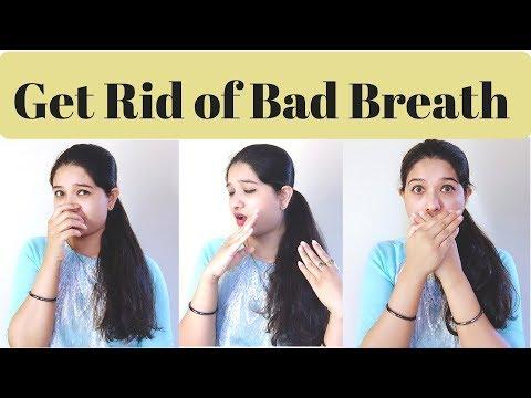 Bad breath remedy in Hindi | DIY Natural bad breath treatment | Cure for bad breath | AVNI