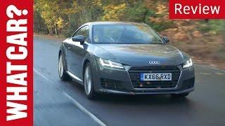 2017 Audi Tt Review | What Car?