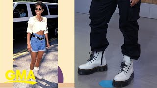 Taking a look at retro trends making a comeback | GMA
