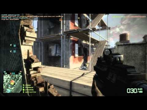BFBC2 Oasis Conquest - Talking about BF3