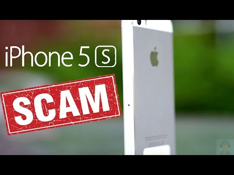 The iPhone 5S Scam [Certified Refurbished]