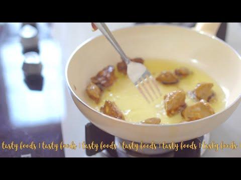 Chilli Chicken recipe   chilli chicken dry   tasty foods   4k (2018)