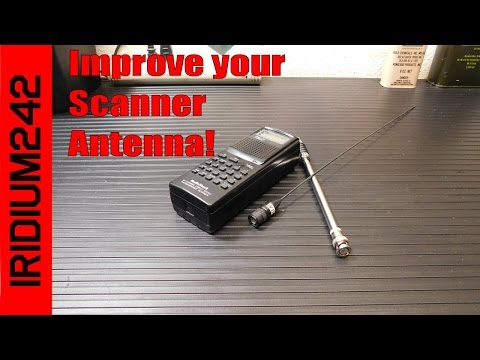 Prepping Tip: How Improve Your Ham Radio Or Scanner Antenna