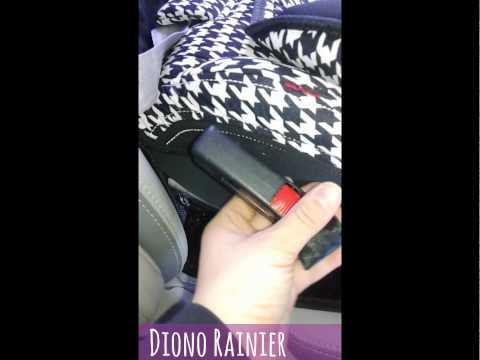 DIONO RAINIER CARSEAT