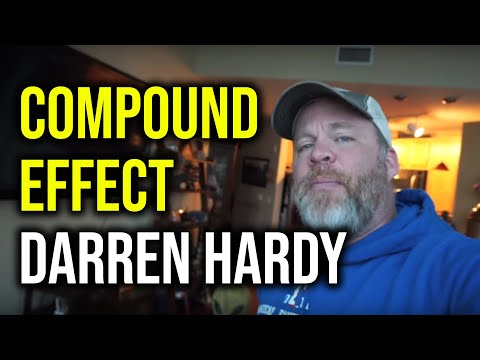 Speed Reading Compound Effect by Darren Hardy