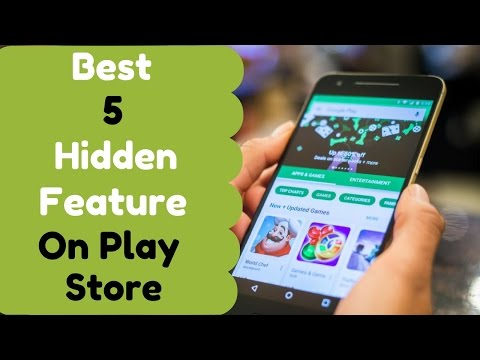 Best 5 Hidden Features on Google Play Store!!! You Must know