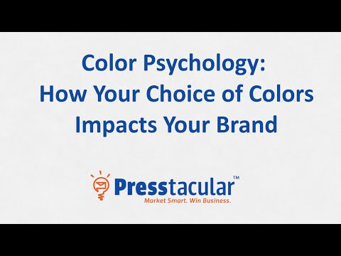 Color Psychology: How Your Choice of Colors Impacts Your Brand