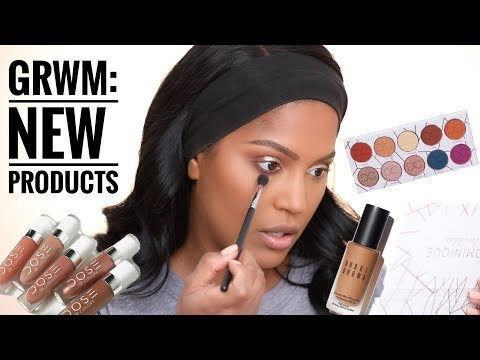 GRWM: New Products, Marriage, & Life Goals | MakeupShayla