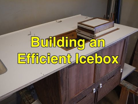 Episode #8 - Building an Efficient Icebox