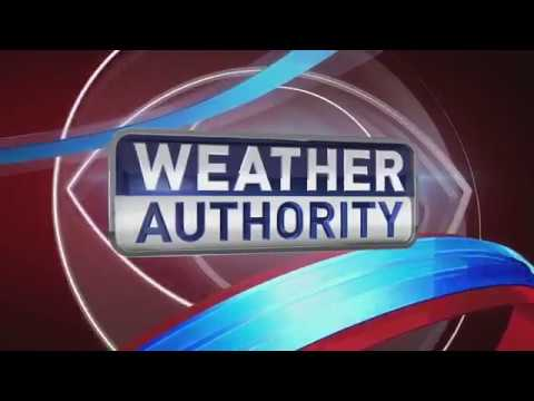 Meteorologist Molly Matott's Tuesday Midday Forecast 5-22-2018
