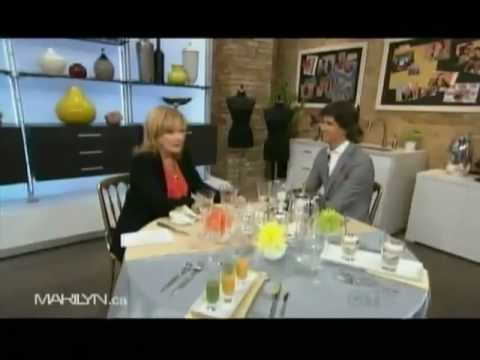 The Marilyn Denis Show - TIFF Parties and Celebrity Meals