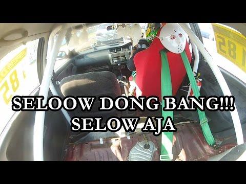 #2 CARPELOK DRAG RACE ON BOARD    CARVLOG INDONESIA