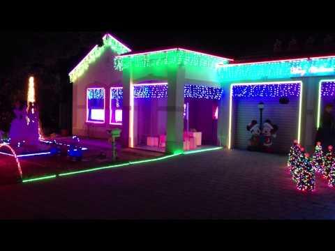 House on Christmas Street, Mawson Lakes, South Australia