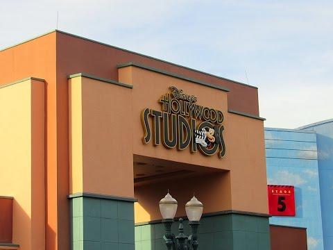 Disney's Hollywood Studios:  Convenient Hidden Bathroom