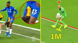 Dirty & Cheeky Plays in Football