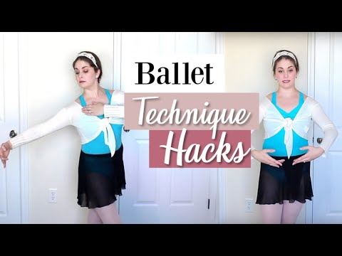 Ballet Technique HACKS to Improve Your Dancing FAST | Kathryn Morgan