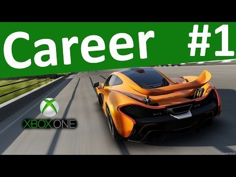 Forza 5 Gameplay Walkthrough Part 1