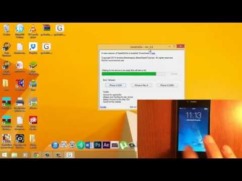 [VIDEO TUTORIAL] Come effettuare il Jailbreak Tethered di iOS 7.1 solo su iPhone 4