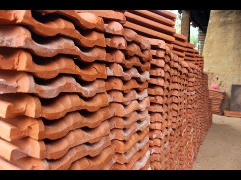 Batepola Tiles - How To make Roof Tiles