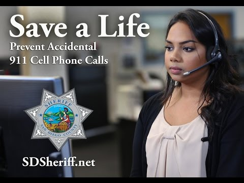 9-1-1 for Emergencies Only - San Diego County Sheriff's Department