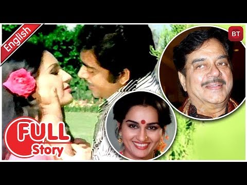 Shatrughan Sinha & Reena Roy's Controversial Love Affair | Full Story From Start To End