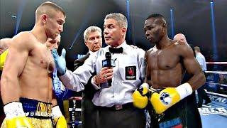 Vasyl Lomachenko vs Guillermo Rigondeaux   TOTT HD