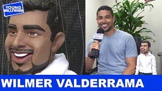 Which Celebs Star In Wilmer Valderrama's Puppet Show?!