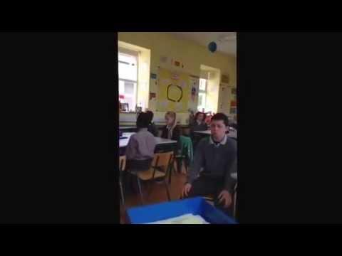 Children of Drumgossat Primary School - 2 classrooms