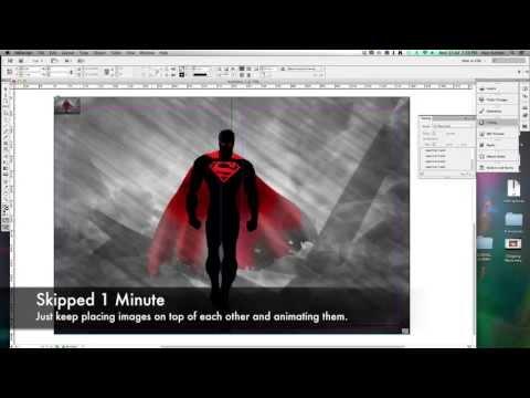 Adobe InDesign | Animation Part 2 (GIF Image)