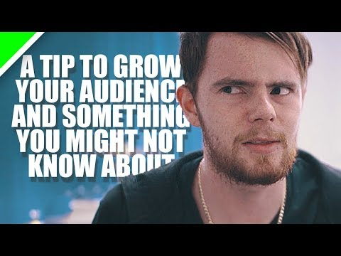 A Tip For Starting to Build An Audience For Your Band