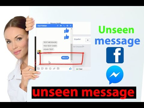 How To Read Facebook Messages Without Being Seen 2017 NEW [pc/mobile]