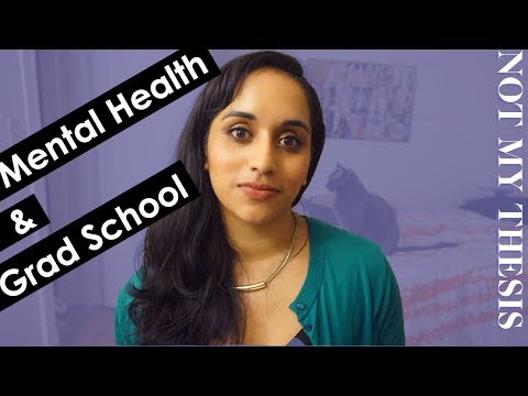 Mental Health & Grad School | NOT MY THESIS #19