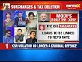 Sticky Budget Itches Gone Finance Minister Nirmala Sitharaman Booster Dose For Economy