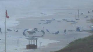 Special Report: Hurricane Michael makes landfall