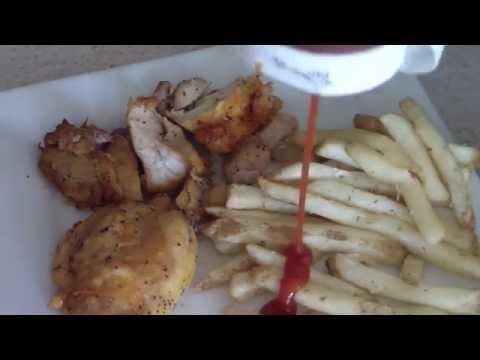 How To Cook Air Fryer Boneless Chicken Thighs