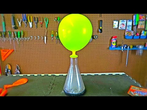 How to Make a Flying Balloon Without Helium -  Science Experiments