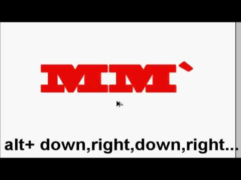 MM` #1 tutorial '3D text' in Ps CS2!