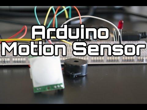 Arduino Motion Sensor: A Simple Motion Detection Circuit